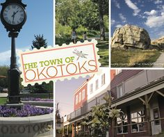 Okotoks: The Town for Community Living Part of what makes Ranchers' Rise the community for families is because it is located in the rustic, yet sustainable and vibrant town of Okotoks. http://www.okotoksranchersrise.com/about-ranchers-rise/about-okotoks