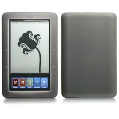 BoxWave nook (1st Edition) FlexiSkin - The Soft Low-Profile Case (Smoke Grey) by BoxWave. Save 40 Off!. $14.95. BoxWave's FlexiSkin for the nook (1st Edition) is an ultra low profile skin case designed for complete usability. Precision constructed with anti-static material, the FlexiSkin skin case provides reliable protection from unwanted dust and accidental bumps. The FlexiSkin for the nook (1st Edition) is available in Frosted Clear and Smoke Grey colors.Protect your nook (1st Edit...