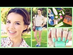 Get Ready With Me! ❀ Spring Makeup, Hair, and Outfit! (missglamorazzi) - #MTTO #skincare #beauty #youtube  #MichaelTodd #MichaelToddTrueOrganics