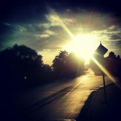 #Morning #dormagen #Sunset - @bloginfo- #webstagram