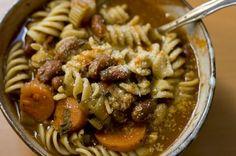 Weight Watchers Vegetarian Minestrone recipe