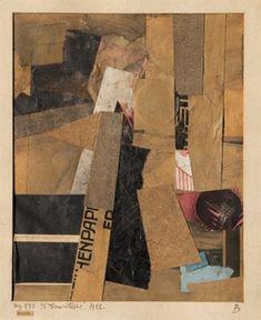 Kurt Schwitters, Global Art, Art Market, Mixed Media, Auction, Collage, Artist, Collages, Artists