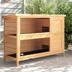 Hester Large Bird Cage with Casters Rabbit Hutch Plans, Outdoor Rabbit Hutch, Indoor Rabbit, Rabbit Hutches, Large Rabbit Hutch, Bunny Cages, Rabbit Cages, Wooden Rabbit, Pet Rabbit