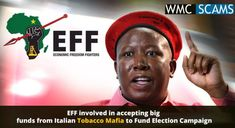 Americans investigate: South Africa: EFF: Julius Malema's links to: CIA, Rich Jews & much more! Part 1 - AfricanCrisis