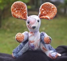 Harvest the Mouse with Ghost Costume :: The Whimsy Willows In-stock Store