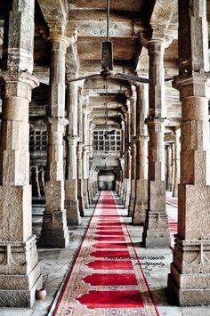 Jama Masjid Ahmedabad, GJ, India