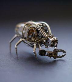 スチームパンク昆虫 - Google 検索