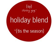 Smells like Stinky holiday spirit! Great for diffusing during the holiday season. Let the scents of fir balsam, spruce, cedar, sweet orange, and cinnamon fill your space with holiday bliss. Only available while supplies last between November 10th - December 31st, 2015.