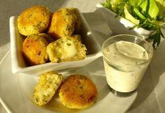 Sajttal töltött kölesropogós Hungarian Recipes, Family Meals, Tapas, Mashed Potatoes, Cauliflower, Paleo, Clean Eating, Food And Drink, Vegetarian