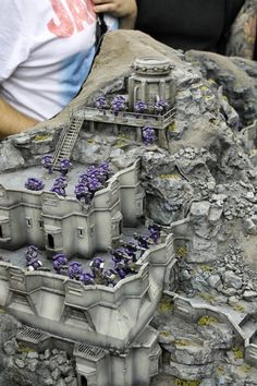 Neat 40K Fortication