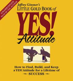 Little Gold Book of YES! Attitude - Book