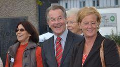 Franz Müntefering unterstützt Michaela Engelmeier-Heite