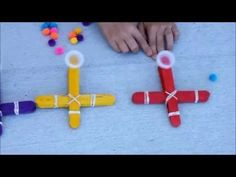 DIY Catapults for Kids | Coffee Cups and Crayons