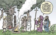 Pohanský humor