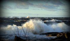 """Porin edustaa """"Eino"""" myrskyssä iltapäovällä 17.11.... - Ilta-Sanomat"""