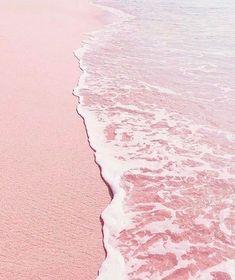 pink beach | pink sand | inspiration | KAWAII PEN SHOP