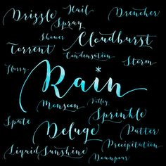 I love the rain. I love to run, play, laugh, twirl, stick out my tongue, stand perfectly still with eyes closed and my face turned skyward in the rain. Until it gets too cold and I begin to shiver.…