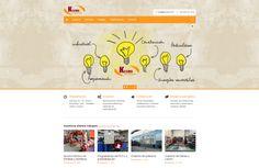 Rediseño de la web de Electricidad Kesma buscando la adaptación a dispositivos móviles y una actualización de los trabajos realizados por la empresa - Calle Mayor Comunicación y Publicidad