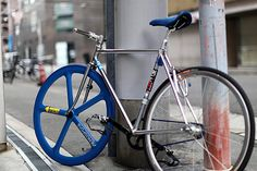 Blue | Shared from http://hikebike.net