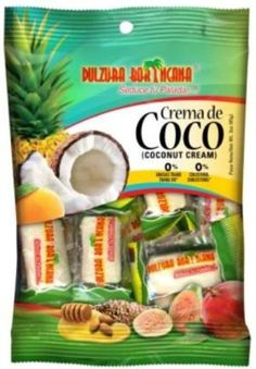 Dulces Tipicos Crema de Coco de Puerto Rico Puerto Rico