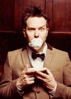 Mark Hoppus from blink-182 likes #tea