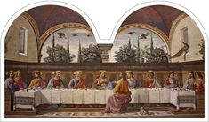 Before I die I want to see The Last Supper by Leonardo Da Vinci at the San Marco Museum in Florence, Italy.
