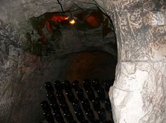 Tattinger caves France Vacations, Caves, Home, Decor, Decoration, Ad Home, Blanket Forts, Homes, Decorating