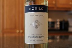 Nobilo Sauvignon Blanc - An Under $10 Choice for a Crisp White Wine.