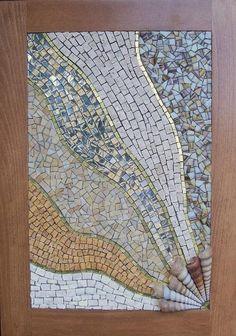 Seashell Trumpets - Margo Anton, Minerva Mosaics Gallery