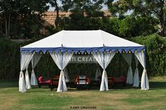 Luxury Indian Tent........... http://www.mughaltents.com/blog/luxury-indian-tent/