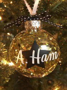 Excited to share this item from my shop: Hamilton Inspired Christmas Ornament, Hamilton Musical, Hamilton Ornament Christmas Tree Themes, Diy Christmas Gifts, Christmas And New Year, Winter Christmas, Christmas Ornaments, Holiday Decor, Carrie The Musical, Advent Calendar Fillers, Hamilton Musical