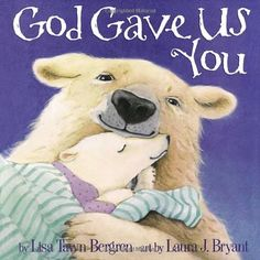 God Gave Us You. God Gave Us Two. God Gave Us So Much. God Found Us You. God Gave Us Love. God Gave Us Easter. God Gave Us Christmas. Such a great series of picture books by Lisa Bergren. Baby Boys, Baby Im Mutterleib, Baptism Presents, Christening Gifts For Boys, Baby Christening, Captain Underpants, Lisa, Godchild, Starter Set