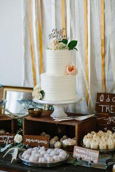 Pretty wedding desserts besides cake | Macaroons   desserts