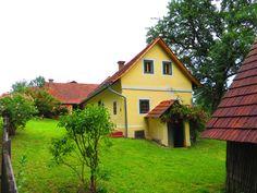 Ferienhaus Baumgarten 1 in Gnas