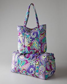 Vera Bradley Heather Travel Bags - ShopStyle