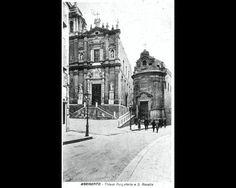 La peste ad Agrigento e la Chiesa di Santa Rosalia