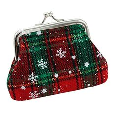 Christmas Coin Purse / Gift Pouch