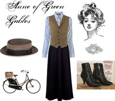 "Anne+Shirley+Costume | Anne Of Green Gables Costume Diy Found mama's halloween costume! ""anne ..."