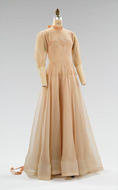 Evening Dress  Madeleine Vionnet, 1936  The Metropolitan Museum of Art