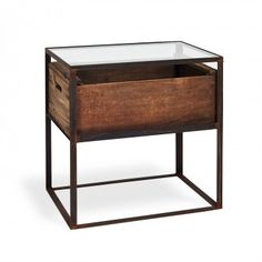 Mason Side Table