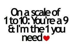 i rmb during the first time of date you ask me to rank how much i wana meet you ;)