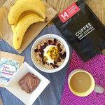Follow us on Instagram @coffeenotcoffee www.coffeenotcoffee.com.au African Mango Coffee, Detox Green Coffee, Tea and more!