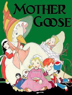 Fern Bisel Peat - Mother Goose