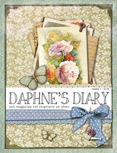 Ik ben helemaal dol op Daphne's Diary. Veel leuke, brocante tips voor huis en tuin.