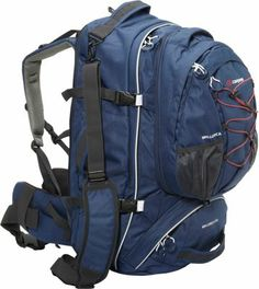 Caribee Mallorca 70 Travel Pack Atomic Blue - via eBags.com!