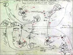 "Vladimir Nabokov Creates a Hand-Drawn Map of James Joyce's Ulysses. For those who teach Ulysses, Nabokov has a suggestion: ""Instead of perpetuating the pretentious nonsense of Homeric, chromatic, and visceral chapter headings, instructors should prepare maps of Dublin with Bloom's and Stephen's intertwining itineraries clearly traced."""