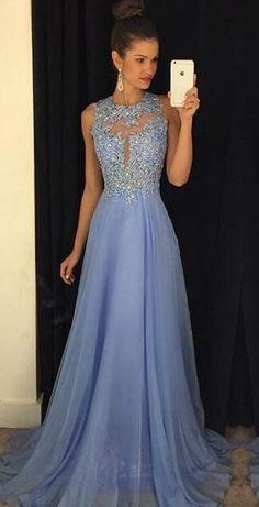 Gorgeous Prom Dress Graduation Party Dresses Formal Dress For Teens BPD0067