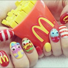Freestyle nails for the masses