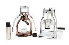 ROK Espresso Maker and ROK Coffee Grinder Bundle