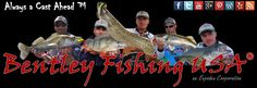 Bentley Fishing USA, an Expodex Corporation, sport-fishing tackle manufacturer and distributor. Developer of award winning bobbers, floats, spinners, spoons, crank baits, custom ice fishing and pan fishing jigs, soft plastic lures and purpose-built fishing accessories.